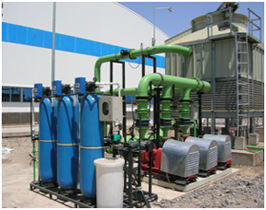 Resin Based Systems, Resin Based Water Softener